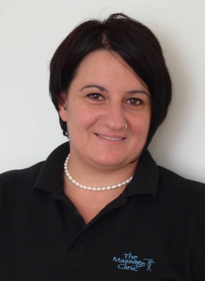 Anna Maria Mazzieri - Sports & Remedial Massage Practitioner MISRM CHNC Reg. Clinical Director and Senior Lecturer.